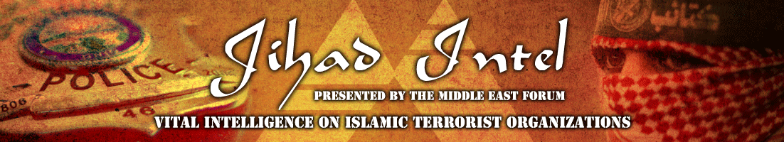 Jihad Intel: Vital Intelligence on Designated Islamic Terrorist Organizations